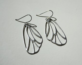 On The Wings of a Butterfly, Sterling Silver
