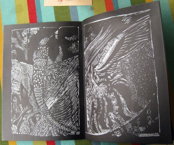 September, October, November 2009 (Art Book) // Number 2 //  last copy // in perfect condition //