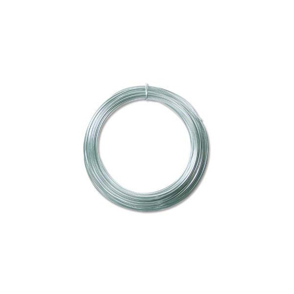 Anodized Aluminum Wire 12 Gauge Ice Blue 41764 Jewelry Wire