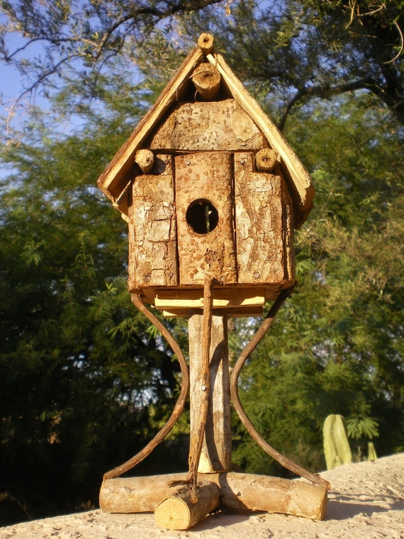 Rustic BIRCHWOOD BIRD HOUSE Chalet Condo