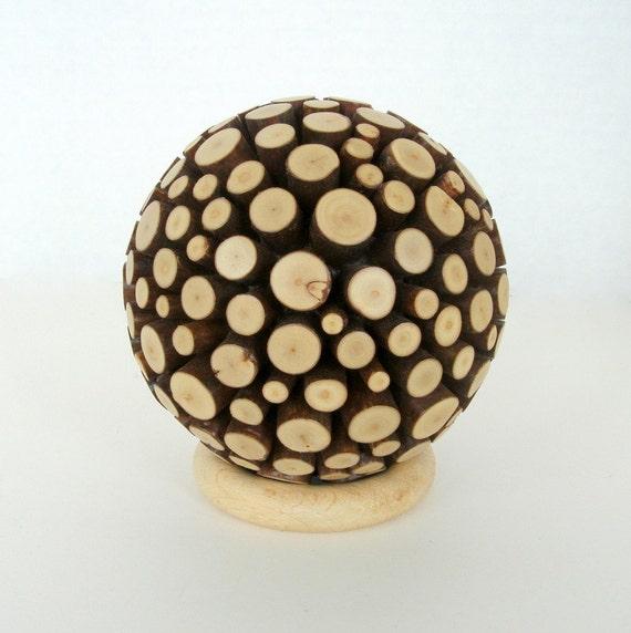 Willow Moon -- Handmade Orb