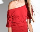 Reserved for retroalyson Off The Shoulder Top Red LARGE add to 1st order
