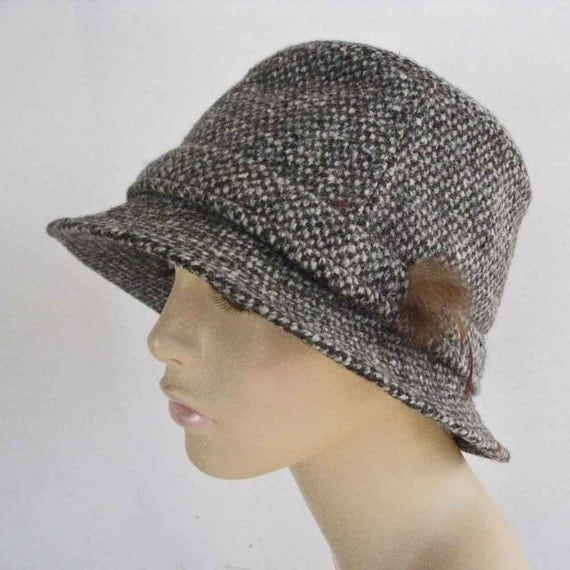 SALE Jonathan Richard Irish Tweed Walking Hat FREE USA Shipping Extra Large