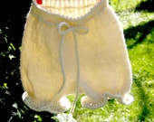 DaisyHead Bloomers PATTERN- knit bloomers/ knickers pattern- wool soaker and non-wool soaker