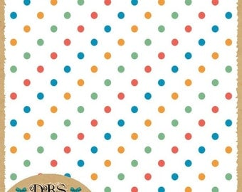 Commercial Use Dots Photoshop Template