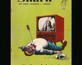 Snafu No. 3 - Vintage Magazine c. 1956