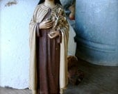 Heavenly Saint Therese Figure
