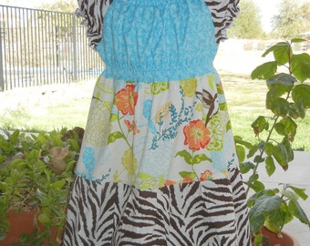SALE, Peasant dress, Ready to ship, Only 1 left