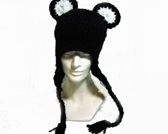 Bear EarFlap Hat