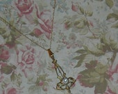 Titanic Jewelry Rose's Flying Necklace