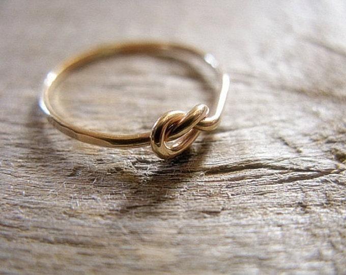14k Gold Fill Knot Ring