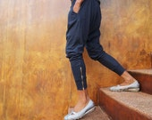 Ninja funky pants...Jersey cotton Indigo and all colour in  Three size (M,L,XL,)