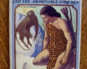 Tarzan and the Abominable Snowmen - 1965 - Part of the banned new Tarzan series - Highly collectible