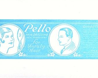 Pello Postcard