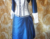 BioShock Elizabeth Corset Oufit-Whole Outfit-MADE FOR BUYER