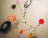 Modern Hanging Art Decor Foam BB1 Calder Style Baby Mobile