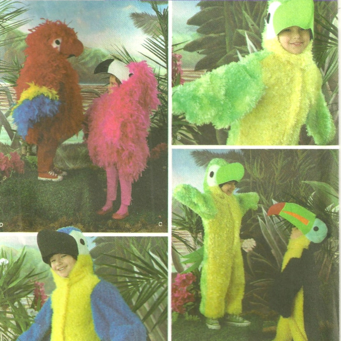 zoom - Childrens Halloween Costume Patterns