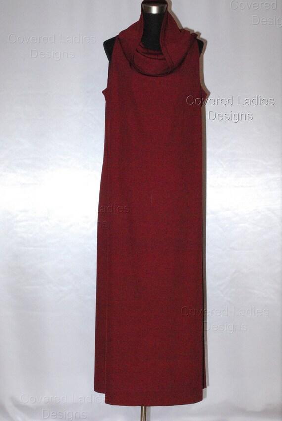 Maxi Dress- CLEARANCE Sleeveless Plus Size 20 - 22 XL