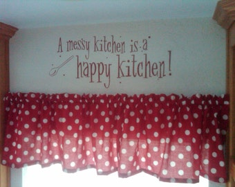Kitchen Wall Mural Wall Decal 065