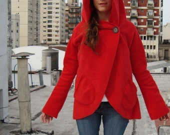RESERVED to Robyn Coat, hoodie, jacket, TILCARA