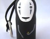 Spirited Away NO FACE / Faceless Studio Ghibli doll key chain rings