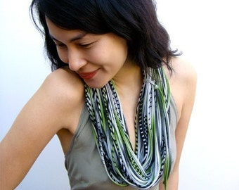 Green Scarf, Anniversary Cotton, Gift Cotton, Cotton Gifts, Cotton Gift for Him, 2nd Anniversary Him, Cotton Anniversary, 2nd anniversary