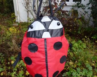Ladybug/ Ladybird windsock