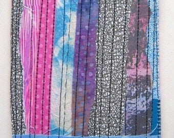 Mini Art Quilt 4