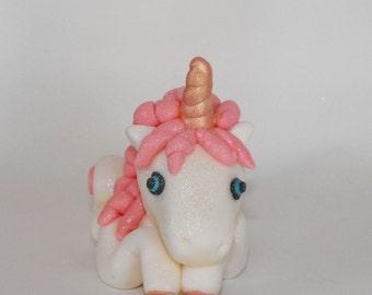 Unicorn Cupcake or Cake Topper