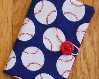 American As Baseball Small Notebook or Journal Cover