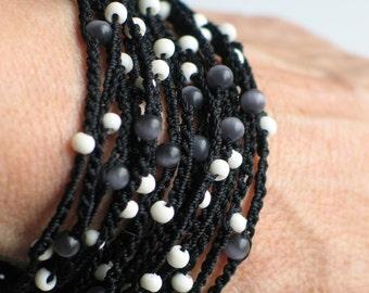 Bracelets, Crochet Cuffs