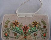 Enid Collins Vintage Handbag ... Bokay ...Collins of Texas