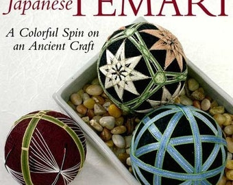 Japanese Temari, A Colorful Spin on an Ancient Craft