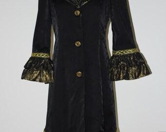 Fantasy Coat Gold small