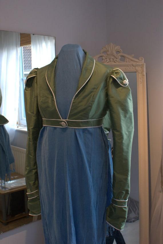 Catherine Regency Spencer/ Fitted Bolero Jacket