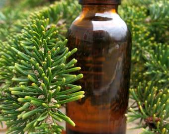 Rosemary Essential Oil, 1 ounce Amber Glass Bottle