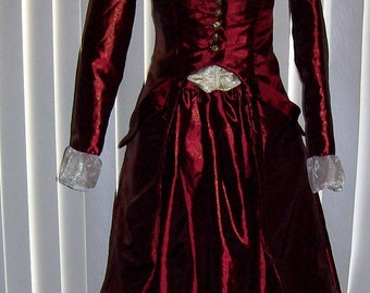 Made to Order 3 piece steampunk outfit