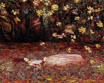 Postcard Set I - Musing The Goddess -  Fantasy -  Metaphysical - New Age - Love - Pagan - Spring -  Nature - Spiritual - Peaceful - Art