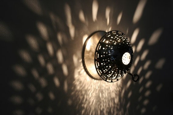 Steam light Sconce - Wall Lighting: Hard-Wired Model