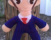 2013 SALE: Doctor Who - 10th Doctor Mini Plush