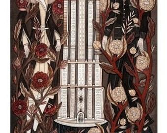 Ghost Flowers of Empire Steel