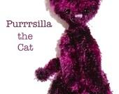Digital Sewing Pattern Purrrsilla the Cat