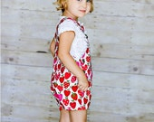 Shortall in Very Berry Berries - OverallBaby