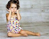 "Shortall in Bright Hearts - Featured on Daily Candy Kids ""Clothes that can take a tumble (dry)"""