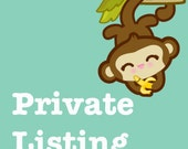 Private Listing for Natalie