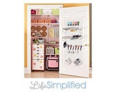 20 Creative Crafting and Scrapbooking Storage Solutions