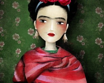 Frida - open edition print