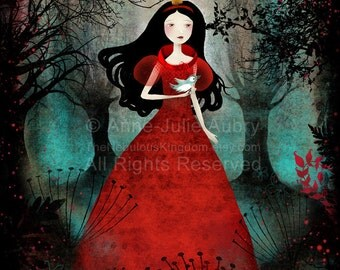 Enchanted Forest - open edition print
