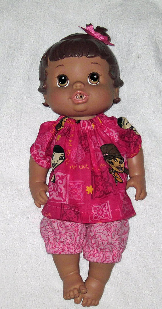 Items similar to Baby Alive Doll Clothes Maya and Miguel