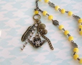Owl Trinkets & Charms Necklace